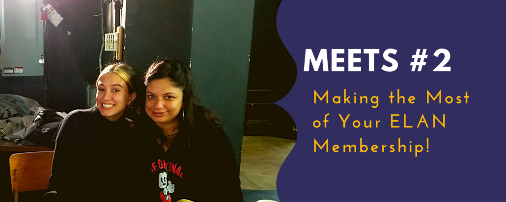 Meets #2 Making the most of your membership