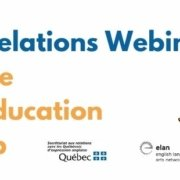 Québec Relations Webinar: Répertoire culture-éducation workshop