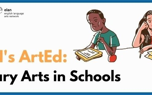 ELAN's ArtEd: Literary Arts in Schools