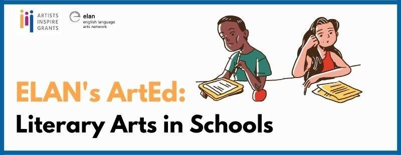 ELAN's ArtEd: Literary Arts in Schools