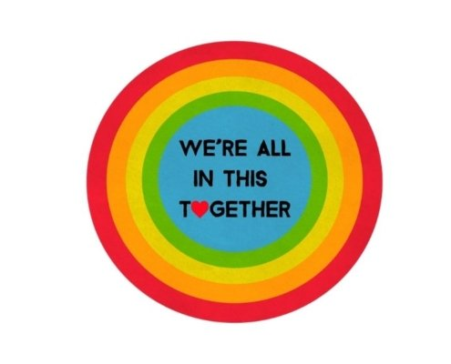 We're All In This Together Logo