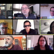 ELAN board meeting via zoom