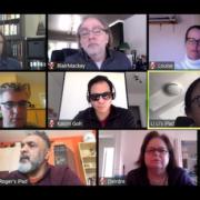 ELAN board meeting via zoom