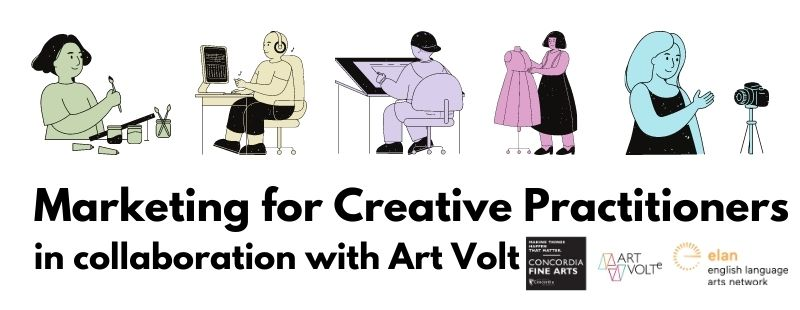 Marketing for Creative Practitioners