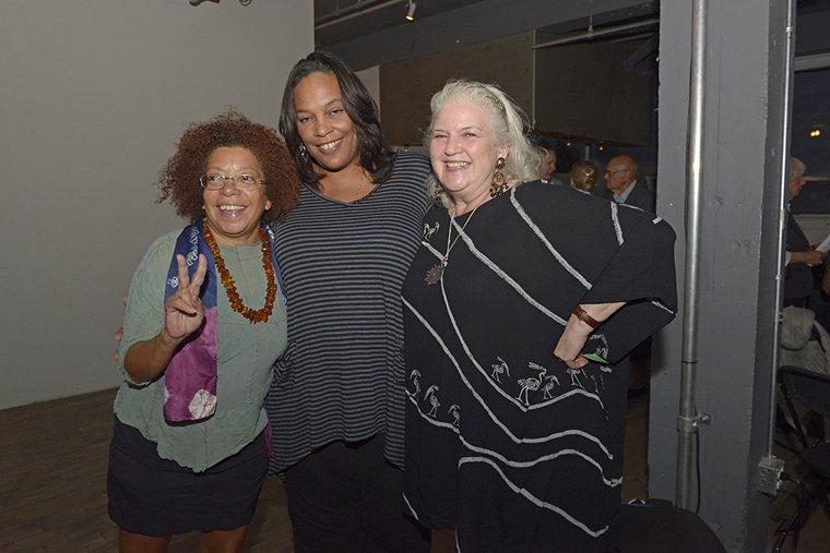 Valerie Walker, Deborah Forde, Anna Fuerstenberg