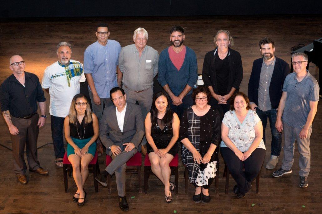 2019 AGM Board Photo