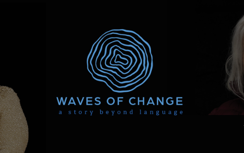 Waves of Change: A Story Beyond Language